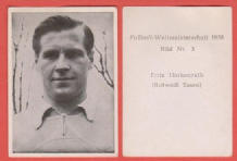 West Germany Fritz Herkenrath Rot Weiss Essen (3)